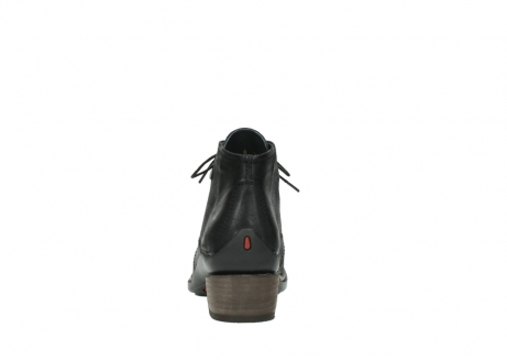 wolky ankle boots 00477 tonala 50000 black oiled leather_7