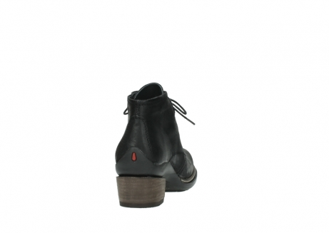 wolky ankle boots 00477 tonala 50000 black oiled leather_8