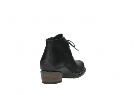 wolky ankle boots 00477 tonala 50000 black oiled leather_9