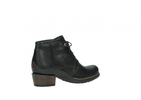 wolky ankle boots 00477 tonala 50730 forest green oiled leather_11