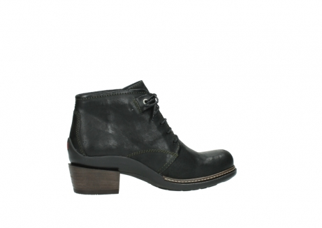 wolky ankle boots 00477 tonala 50730 forest green oiled leather_12