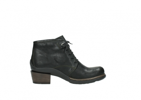wolky ankle boots 00477 tonala 50730 forest green oiled leather_13