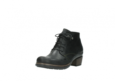 wolky ankle boots 00477 tonala 50730 forest green oiled leather_22
