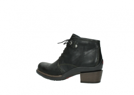 wolky ankle boots 00477 tonala 50730 forest green oiled leather_3
