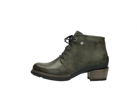 wolky ankle boots 00477 tonala 80730 forest green leather_1