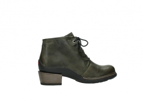 wolky ankle boots 00477 tonala 80730 forest green leather_12