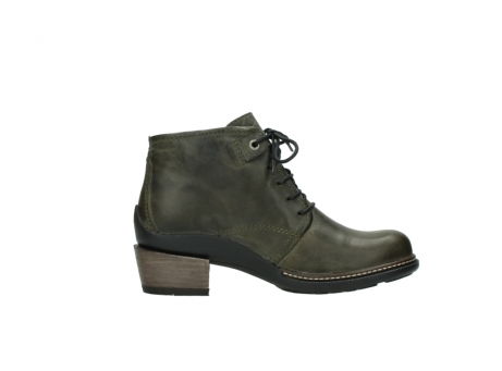 wolky ankle boots 00477 tonala 80730 forest green leather_13