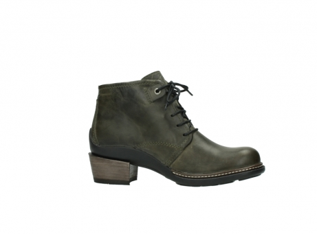 wolky ankle boots 00477 tonala 80730 forest green leather_14