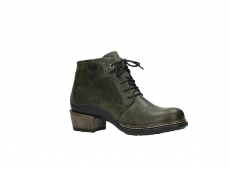 wolky ankle boots 00477 tonala 80730 forest green leather_15