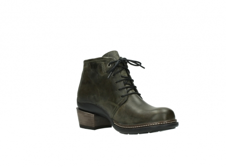 wolky ankle boots 00477 tonala 80730 forest green leather_16