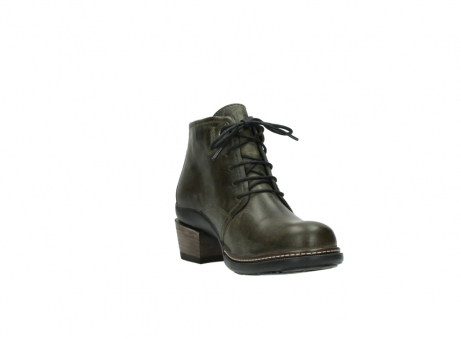 wolky ankle boots 00477 tonala 80730 forest green leather_17