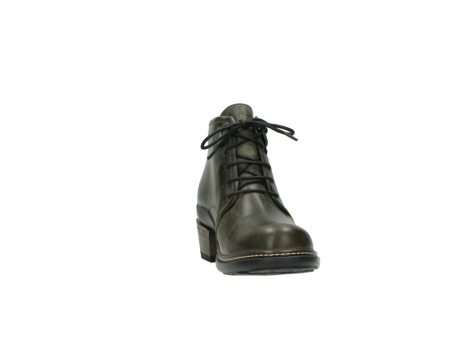 wolky ankle boots 00477 tonala 80730 forest green leather_18