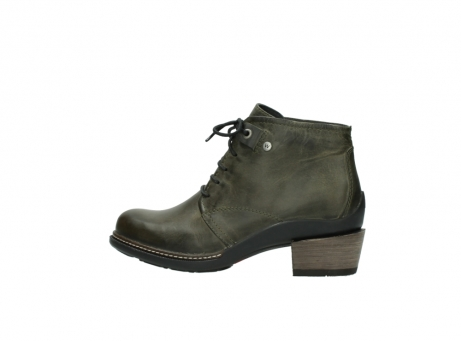 wolky ankle boots 00477 tonala 80730 forest green leather_2