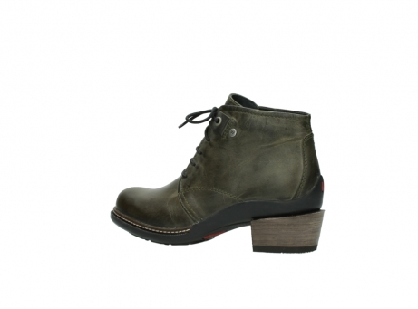 wolky ankle boots 00477 tonala 80730 forest green leather_3
