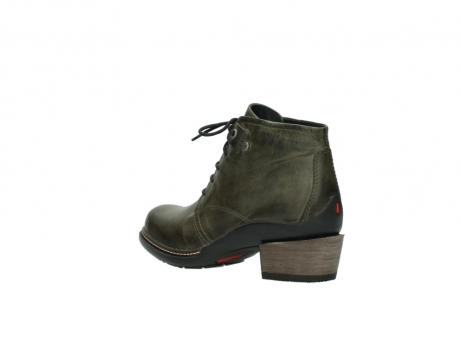wolky ankle boots 00477 tonala 80730 forest green leather_4