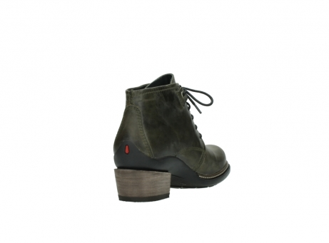 wolky ankle boots 00477 tonala 80730 forest green leather_9
