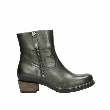 wolky ankle boots 00478 arriba 30203 lead graca leather