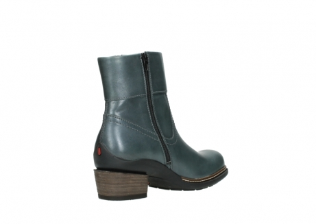 wolky bottines 00478 arriba 30283 cuir metallise_10