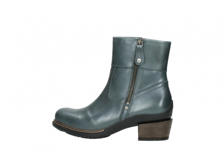 wolky bottines 00478 arriba 30283 cuir metallise_2