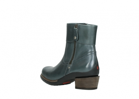 wolky bottines 00478 arriba 30283 cuir metallise_4