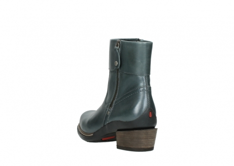 wolky bottines 00478 arriba 30283 cuir metallise_5