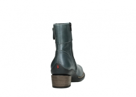 wolky bottines 00478 arriba 30283 cuir metallise_8