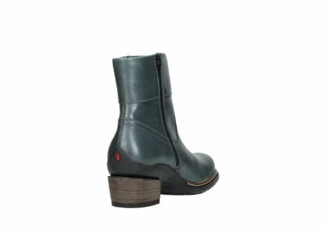 wolky bottines 00478 arriba 30283 cuir metallise_9