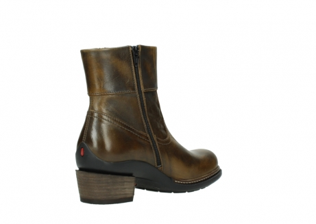 wolky ankle boots 00478 arriba 30363 copper graca leather_10