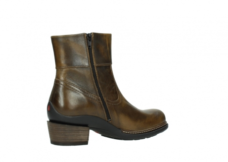 wolky bottines 00478 arriba 30363 cuir marron cuivre_11