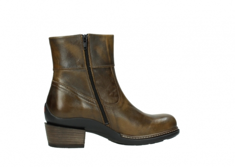 wolky bottines 00478 arriba 30363 cuir marron cuivre_12