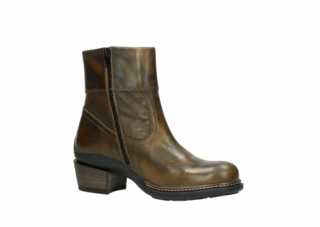 wolky bottines 00478 arriba 30363 cuir marron cuivre_15