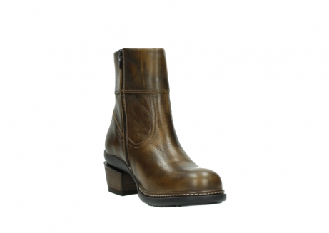 wolky bottines 00478 arriba 30363 cuir marron cuivre_17