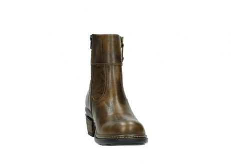 wolky bottines 00478 arriba 30363 cuir marron cuivre_18
