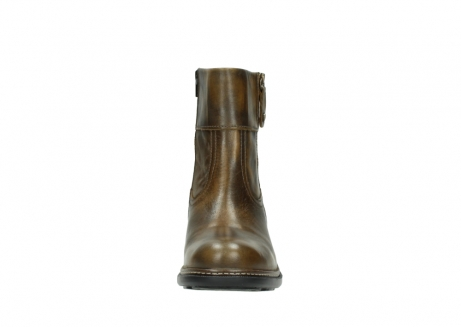 wolky bottines 00478 arriba 30363 cuir marron cuivre_19