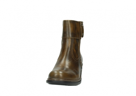 wolky ankle boots 00478 arriba 30363 copper graca leather_20