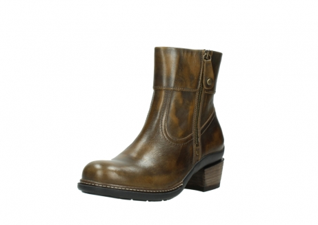 wolky bottines 00478 arriba 30363 cuir marron cuivre_22