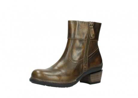 wolky bottines 00478 arriba 30363 cuir marron cuivre_23