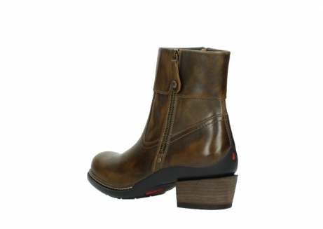 wolky bottines 00478 arriba 30363 cuir marron cuivre_4