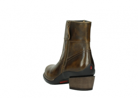 wolky bottines 00478 arriba 30363 cuir marron cuivre_5