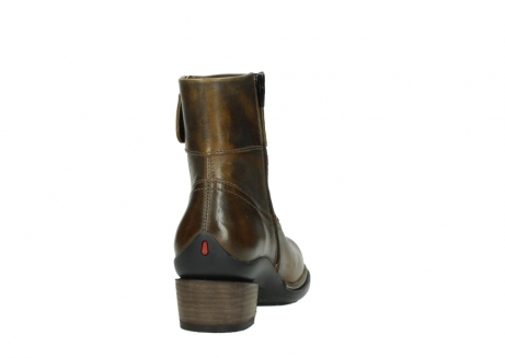 wolky ankle boots 00478 arriba 30363 copper graca leather_8