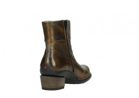 wolky ankle boots 00478 arriba 30363 copper graca leather_9