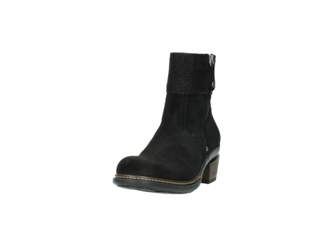wolky ankle boots 00478 arriba 40000 black suede_21