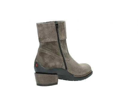 wolky ankle boots 00478 arriba 40150 taupe suede_10