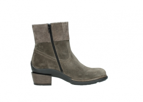 wolky ankle boots 00478 arriba 40150 taupe suede_13