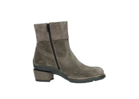 wolky ankle boots 00478 arriba 40150 taupe suede_14