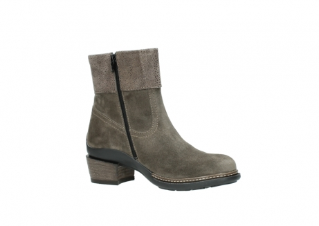 wolky ankle boots 00478 arriba 40150 taupe suede_15