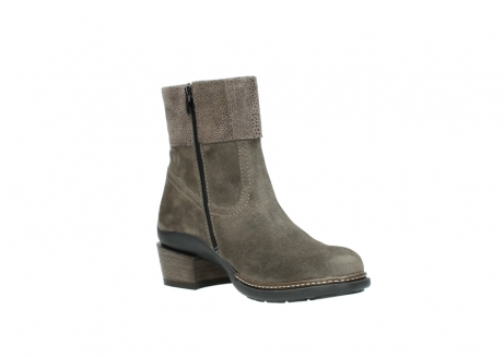 wolky ankle boots 00478 arriba 40150 taupe suede_16