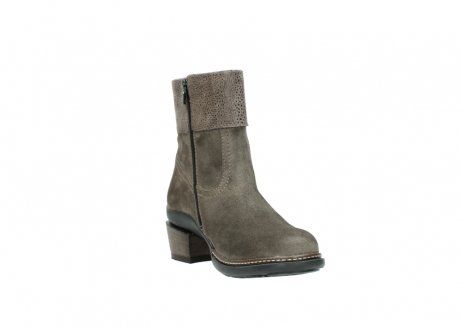 wolky ankle boots 00478 arriba 40150 taupe suede_17