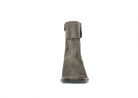 wolky ankle boots 00478 arriba 40150 taupe suede_19