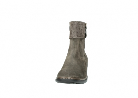 wolky ankle boots 00478 arriba 40150 taupe suede_20